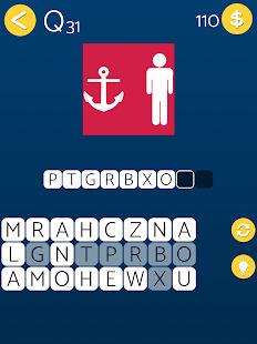 Rebus Word Puzzles Free Logic Quiz - Guess Movies Screenshot