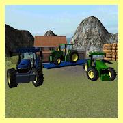 Tractor Transporter 3D
