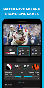 NFL Fantasy Football Screenshot
