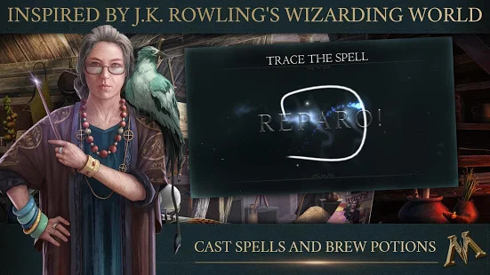 Fantastic Beasts: Cases Screenshot