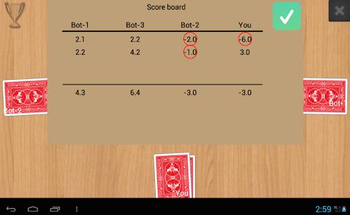 Callbreak Multiplayer Screenshot