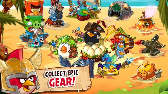 Angry Birds Epic RPG Screenshot
