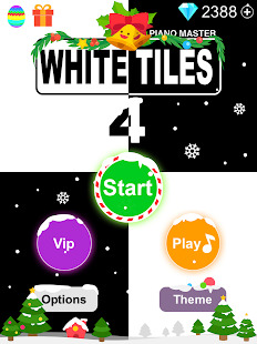 White Tiles 4 : Piano Master 2 Screenshot