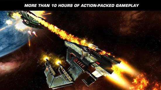 Galaxy on Fire 2 HD Screenshot