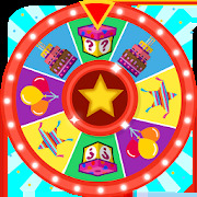 Baby Prizes Roulette Toy