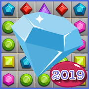 Match 3 Puzzle Quest - Jewel Games Free