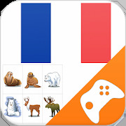 French Game: Word Game Vocabulary Game