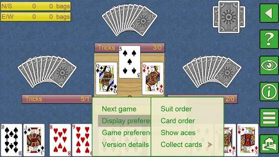 Spades V+ classic spades card game Screenshot