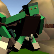 Ragdoll Monster Sandbox- Free ragdoll physics game