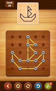 Line Puzzle: String Art Screenshot