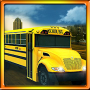 School Bus Driver Simulator