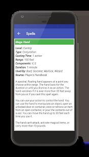 5E Treasure Generator Screenshot
