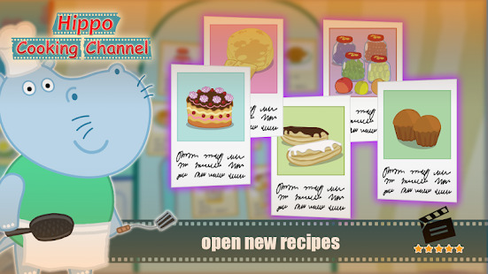 Cooking master: YouTube blogger Screenshot