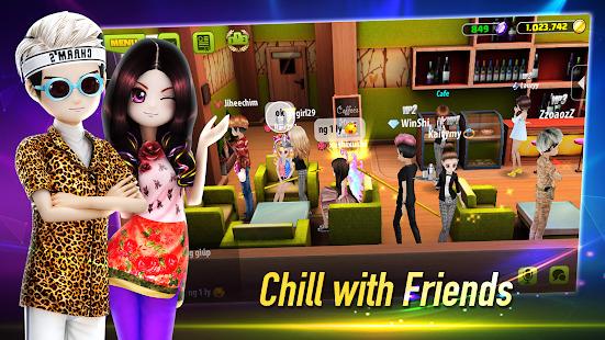AVATAR MUSIK - Music and Dance Game Screenshot