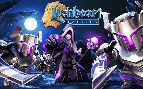 Lionheart Tactics Screenshot