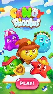 Candy Riddles: Free Match 3 Puzzle Screenshot