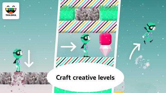 Toca Blocks Screenshot