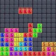 Gems Block Mania Puzzle