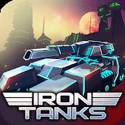 Iron Tanks: Free Multiplayer Tank Shooting Games