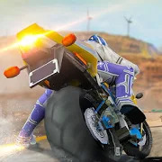 Bike Attack Race 2: Death games Moto Shooting free