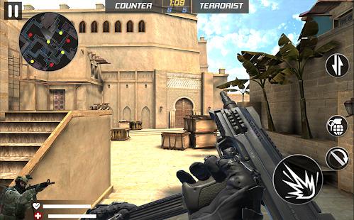 Counter Terrorism FPS Shooting - New Shooting Game Screenshot