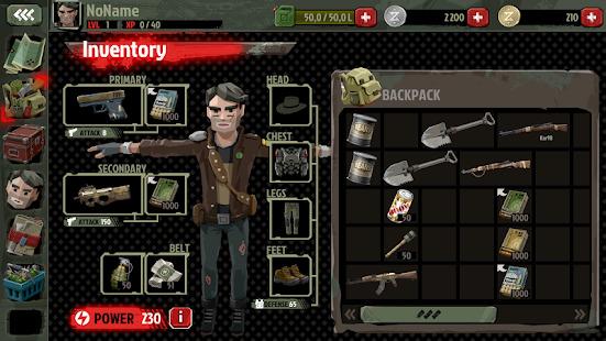 The Walking Zombie 2: Zombie shooter Screenshot
