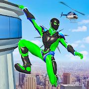Flying Frog Ninja Hero Strange Gangster Vegas