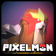 Mod For Pixelmon