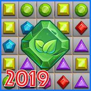 Jewel Games : Jewel Quest Heritage Match 3