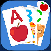 ABC Flash Cards for Kids - A game to learn English