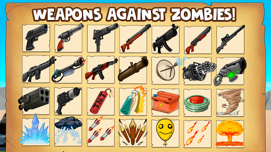 Zombie Ranch. Zombie games and defense Screenshot