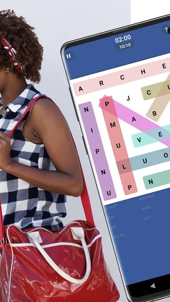 Word Search Puzzle Screenshot