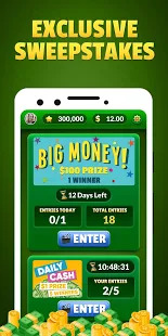 Lucky Scratch WIN REAL MONEY- it's your LUCKY DAY Screenshot