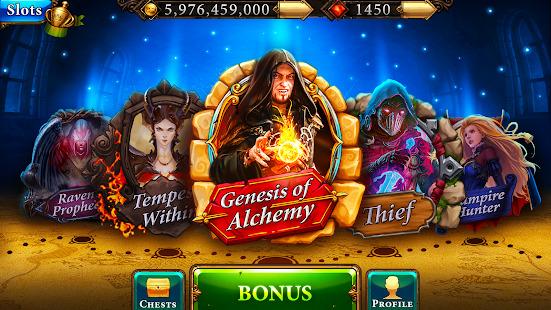 Scatter Slots - Free Casino Games & Vegas Slots Screenshot