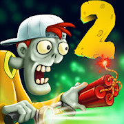 Zombie Ranch. Zombie games and defense