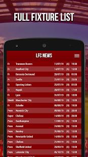 LFC News - Fan App Screenshot