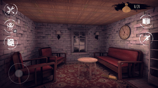 Eyes: Scary Thriller - Creepy Horror Game Screenshot