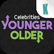 Younger Older Celebrities - Who's Older