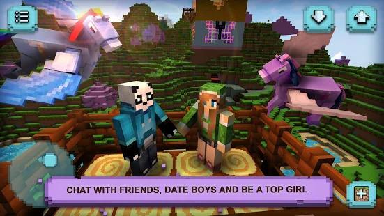 Exploration Lite: Girls Screenshot