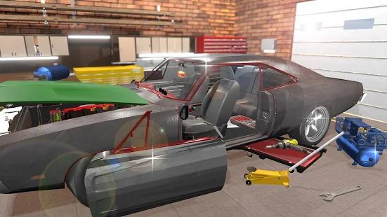 Fix My Car >> Games Lol Game Fix My Car Classic Muscle Car