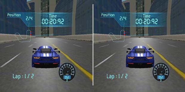 VR Real Feel Racing Screenshot