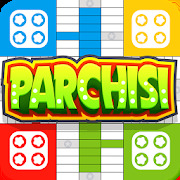 Parchisi Family Dice Game