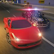 Freeway Police Pursuit Racing