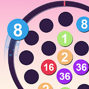 Wheel Pop : New Addictive Bubble Pop Game 2020