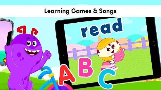KidloLand- Nursery Rhymes Kids Games Baby Songs Screenshot