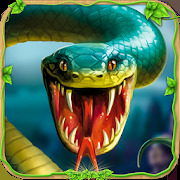 Furious Snake Simulator 🐍