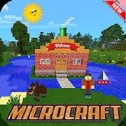 Microcraft: Crafting & Building - Exploration