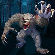Werewolf Monster Hunter 3D: Bigfoot Hunting Games