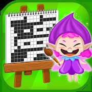 The Magic Brush - Picture Cross & Nonogram Puzzle