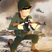WW2 Military Commando Survival Hero: War Games